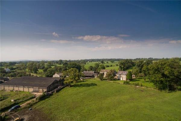 Rural Property With Land For Sale In Lancashire