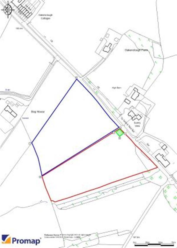 3 6 Acres Lot 1 Land Off Delph Lane Oakenclough Preston Lancashire